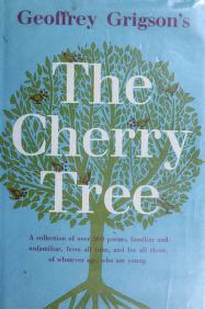 Cover of: The cherry tree | Geoffrey Grigson