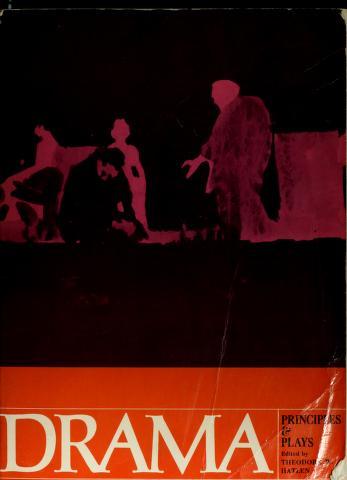 Cover of: Drama | Theodore W. Hatlen