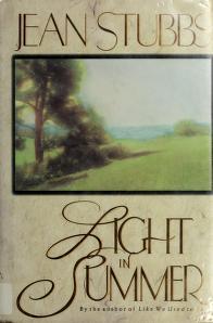 Cover of: Light insummer | Jean Stubbs