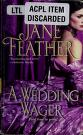 Cover of: A Wedding Wager